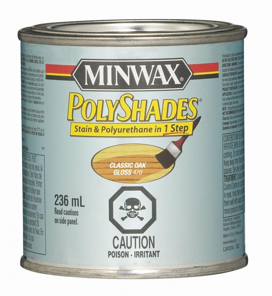 Polyshades, 236 ml, Pacane lustré