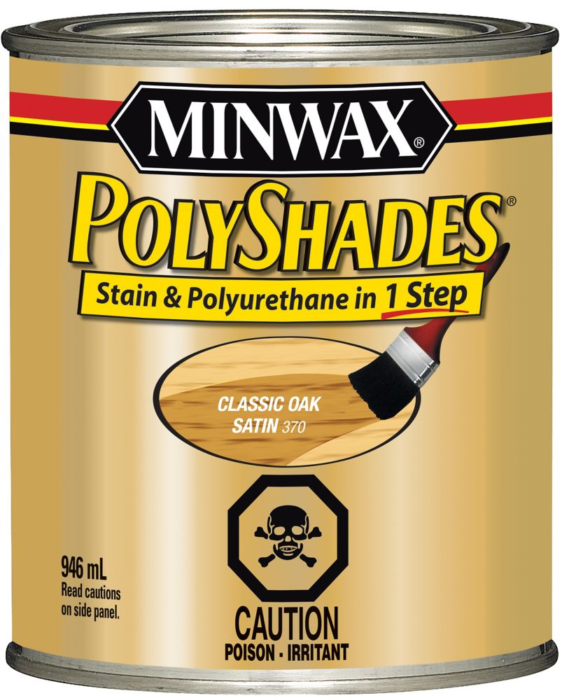 Polyshades - Classic Oak - Satin