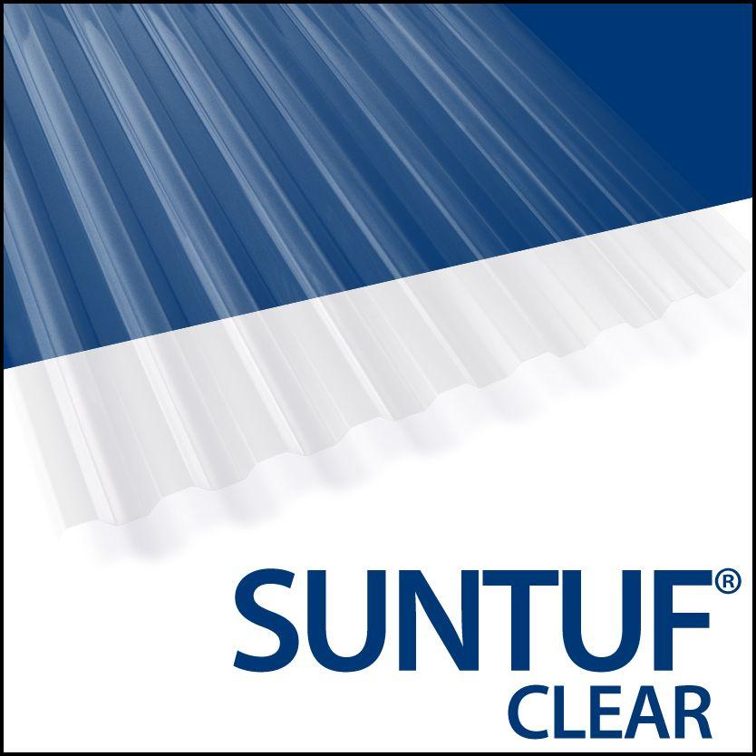 Suntuf Cor Pc 8 Feet Clear The Home Depot Canada