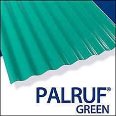 Palruf Cor Pvc 8 Feet Green