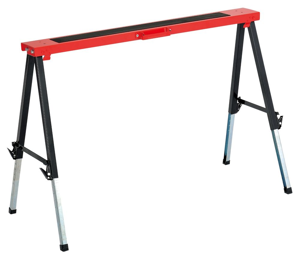 Adjustable Folding Saw Horse