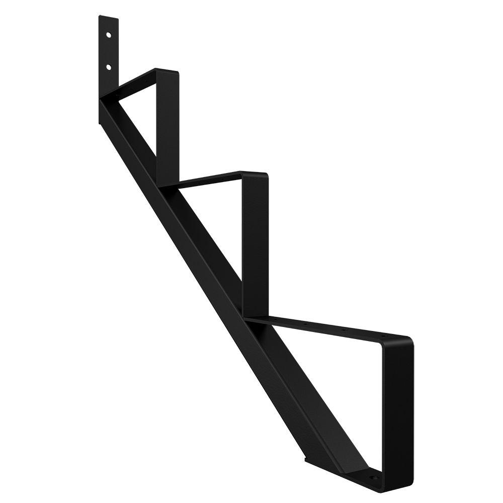 Three Step Stair Riser