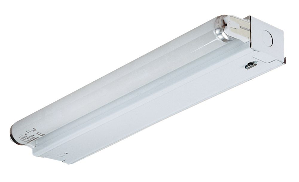 Lithonia Lighting 18 In. T12 Single Side Strip Light