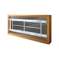 Mr. Goodbar Barre pour fenêtre fixe 201 C, 42-54