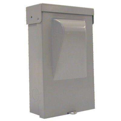 Sectionneur pour climatiseur