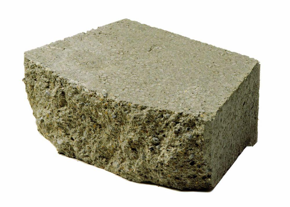 Sandstone -  Gardenstone - Module Régulier - 4 x 12 x 8 po