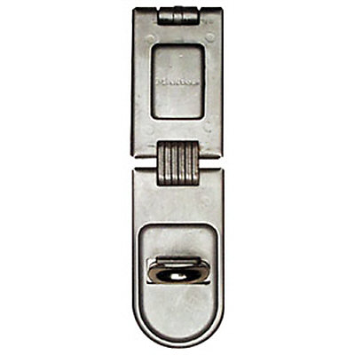 6-1/4 In  Hinged Hasp
