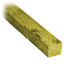 2x2x8 Treated Wood
