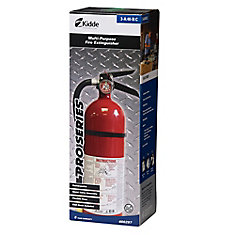 3A/40BC Pro Series Rechargeable Red Fire Extinguisher