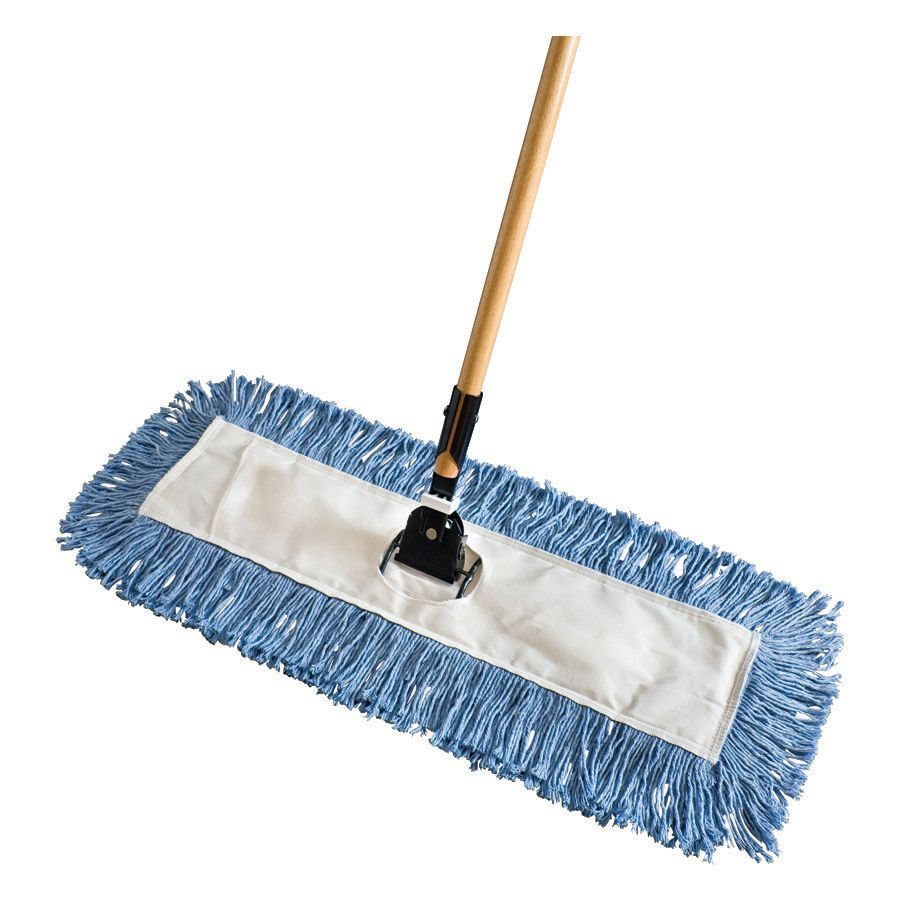 "5""X24"" Kut-A-Way Dust Mop W/Handle"