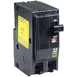 Schneider Electric - Square D Double Pole 100 Amp, QO Plug-On Circuit Breaker