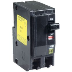 Schneider Electric - Square D Double Pole 100 Amp, QO Plug-On Circuit Breaker
