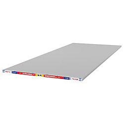 Sheetrock Noyau de code de feu (type X) 5/8 po x 4 pi x 10 pi x 10 pi. Panneaux de gypse pour cloisons sèches