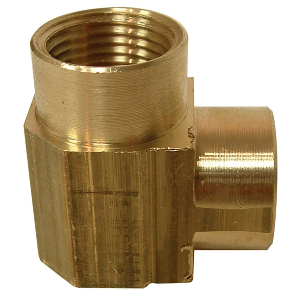 Cast Brass Female Pipe to Female Pipe Elbow (1/2) A805 Canada Discount