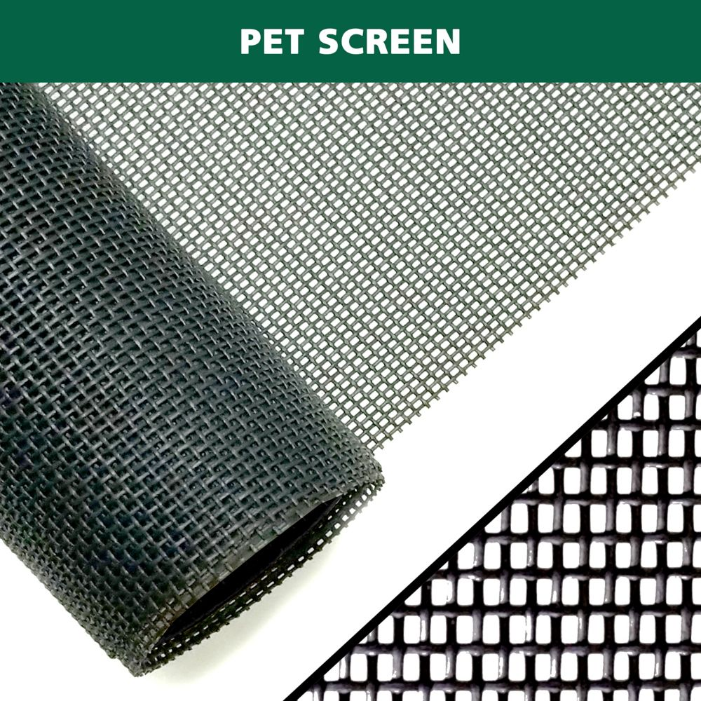 Everbilt 36-inch X 84-inch Pet Screen