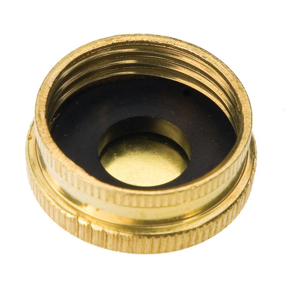 Stop Leak Spray Home Depot : Watts brass female hose cap the home depot canada