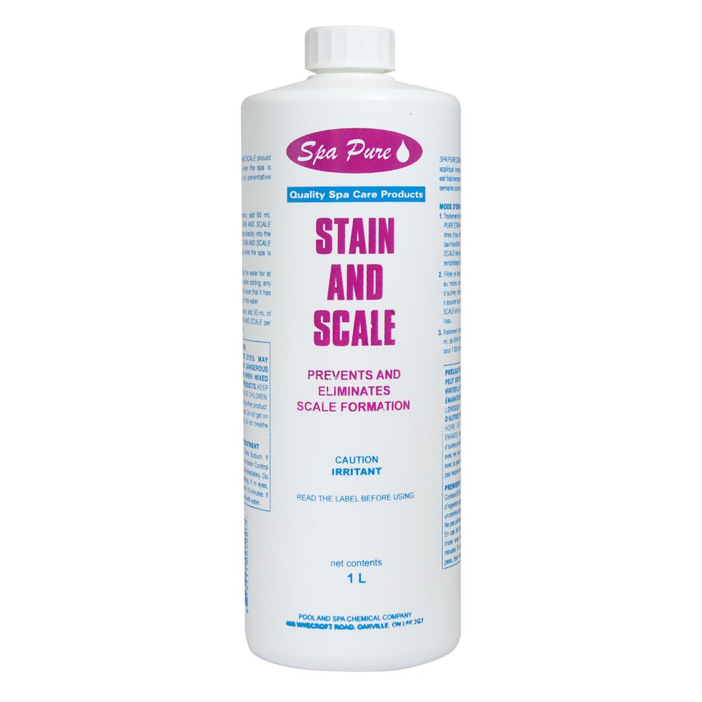 Stain and Scale 1 L