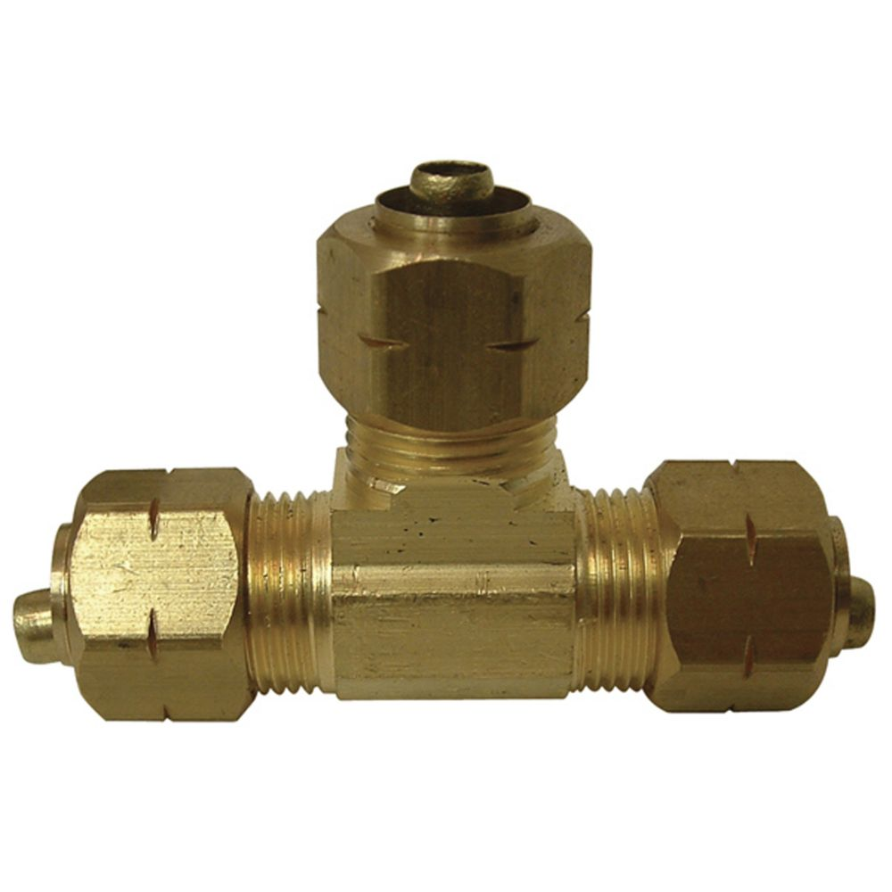 Watts brass compression cap less insert inches the