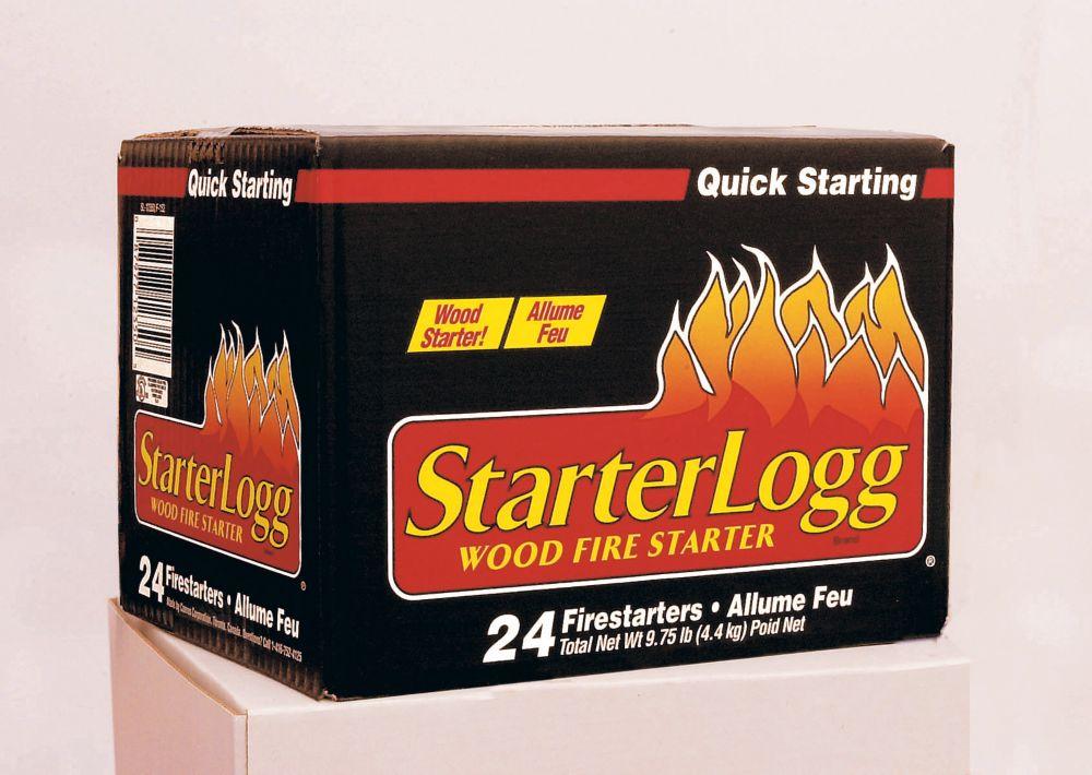 Starterlogg 2011 Firestarter