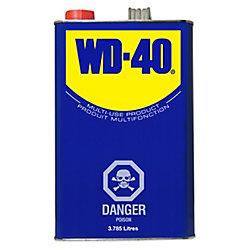 WD-40 Lubrifiant tout usage WD-40, 3.785 L