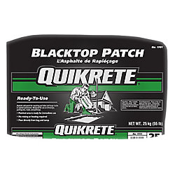 Quikrete Blacktop Patch 25kg