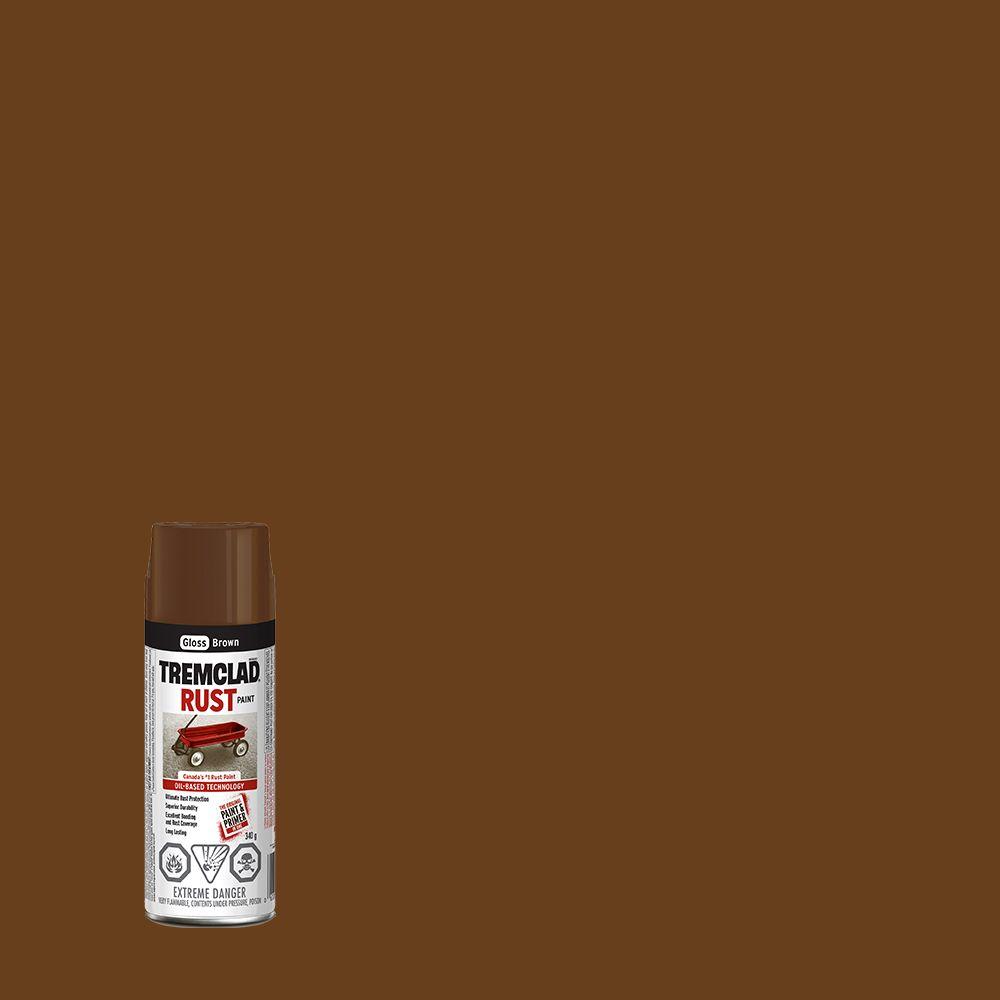 Rust Paint - Brown (340g Aerosol)