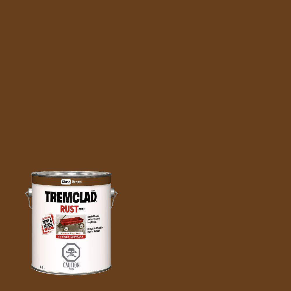 Rust Paint - Brown (3.78L)