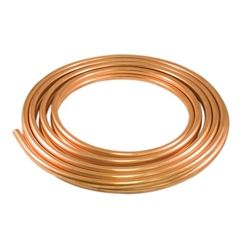 Aqua-Dynamic Copper Utility Coil 1/4 Inch x 10 Foot