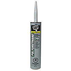 DAP 300ML, Slate Gray, Polyurethane Waterproof Concrete Sealant