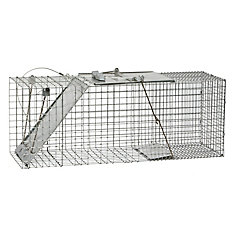 Large Easy Set Animal Cage Trap