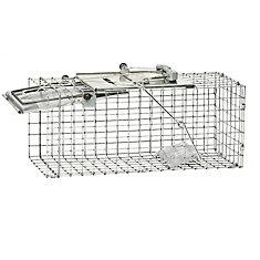 Medium Easy Set Live Animal Cage Trap