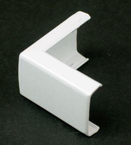Nonmetallic Outside Elbow White