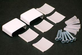 Non-metallic Accessory Pack White