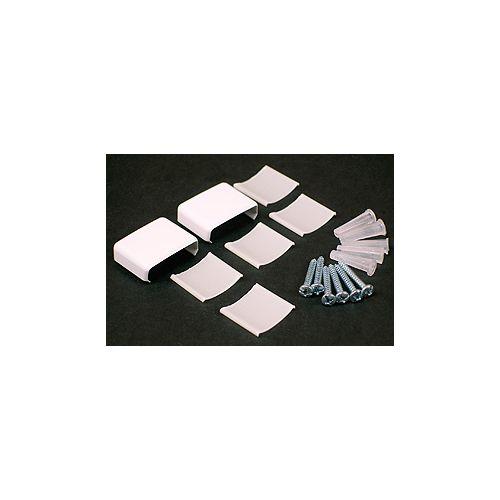 Legrand Wiremold Non-metallic Accessory Pack White