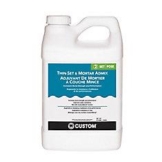 Thin-Set Mortar Admix - 2 Gallon