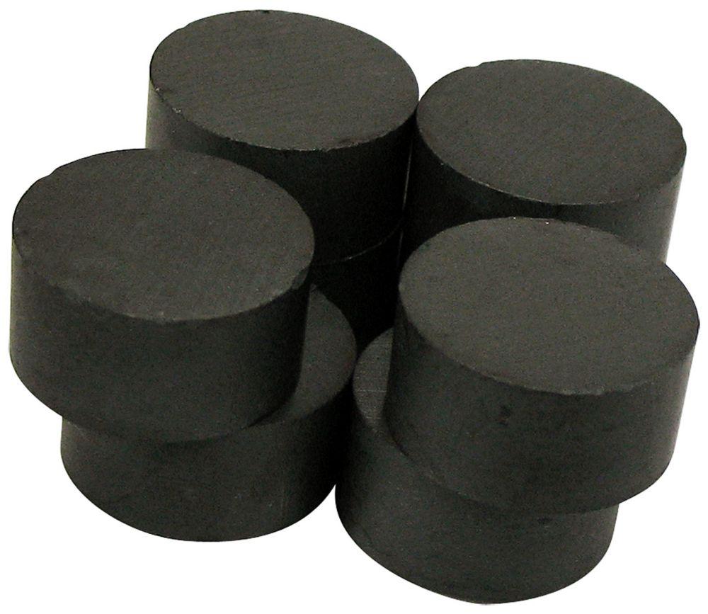 3/8 X 3/4 Ceramic Disc Magnets