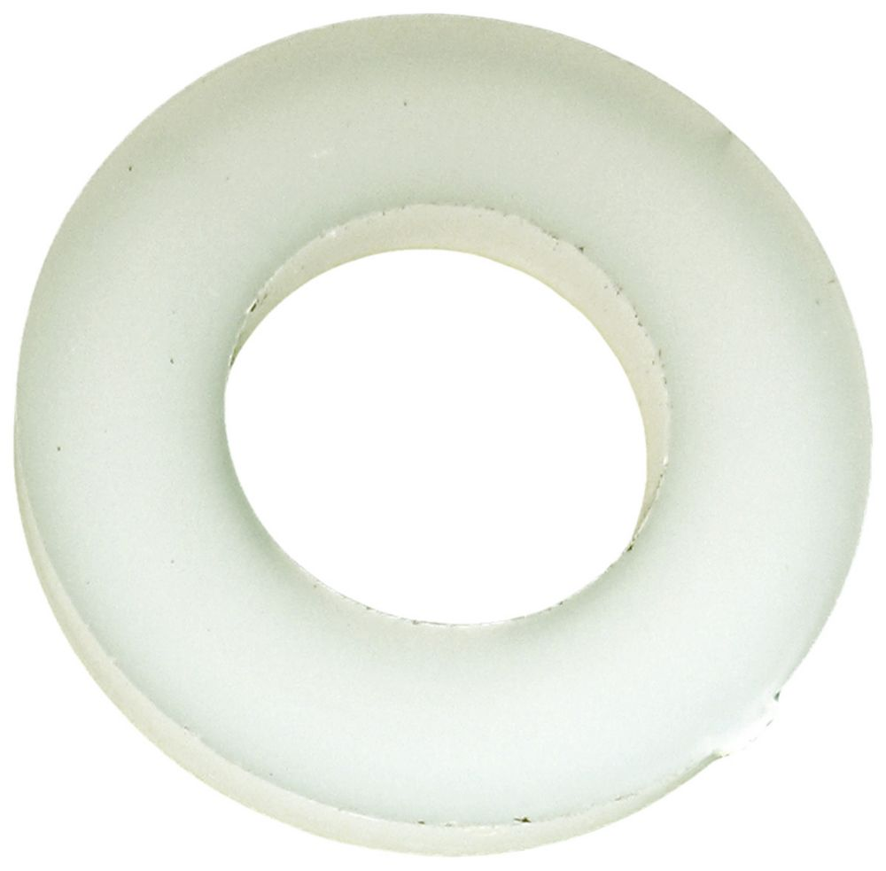 #8 Nylon Flat Washer
