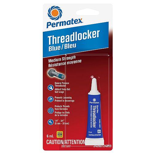 PERMATEX BLUE Removable Strength Threadlocker