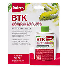 BTK 100mL Caterpillar Killer Concentrate