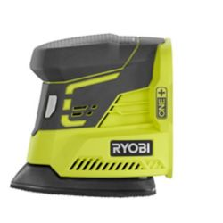RYOBI 18V ONE+ Cordless Corner Cat Finish Sander with Sandpaper Assortment (Tool Only)