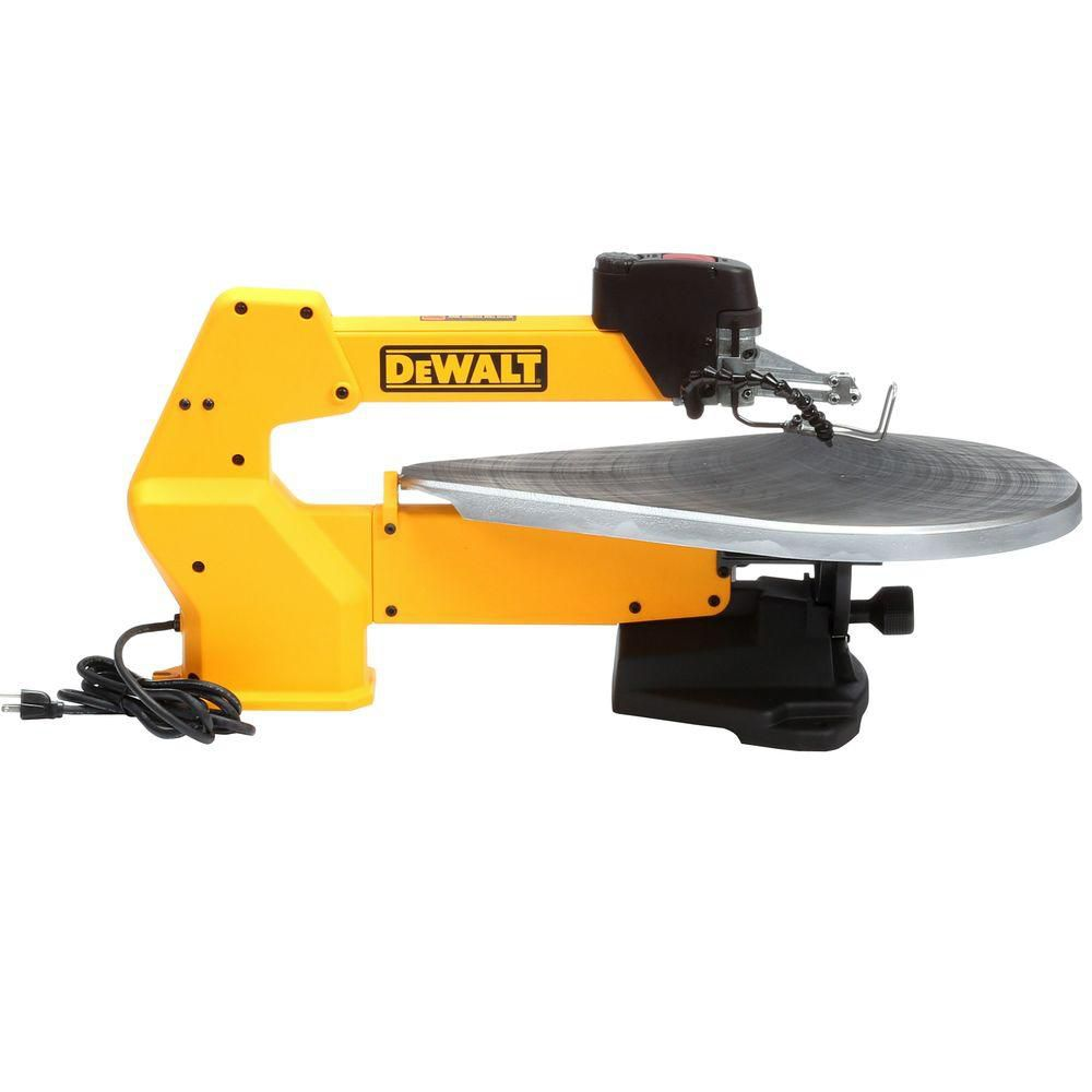 DEWALT 20-inch Scroll Saw