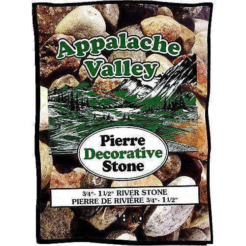 La pierre d'éclat de marbre Appalache Valley