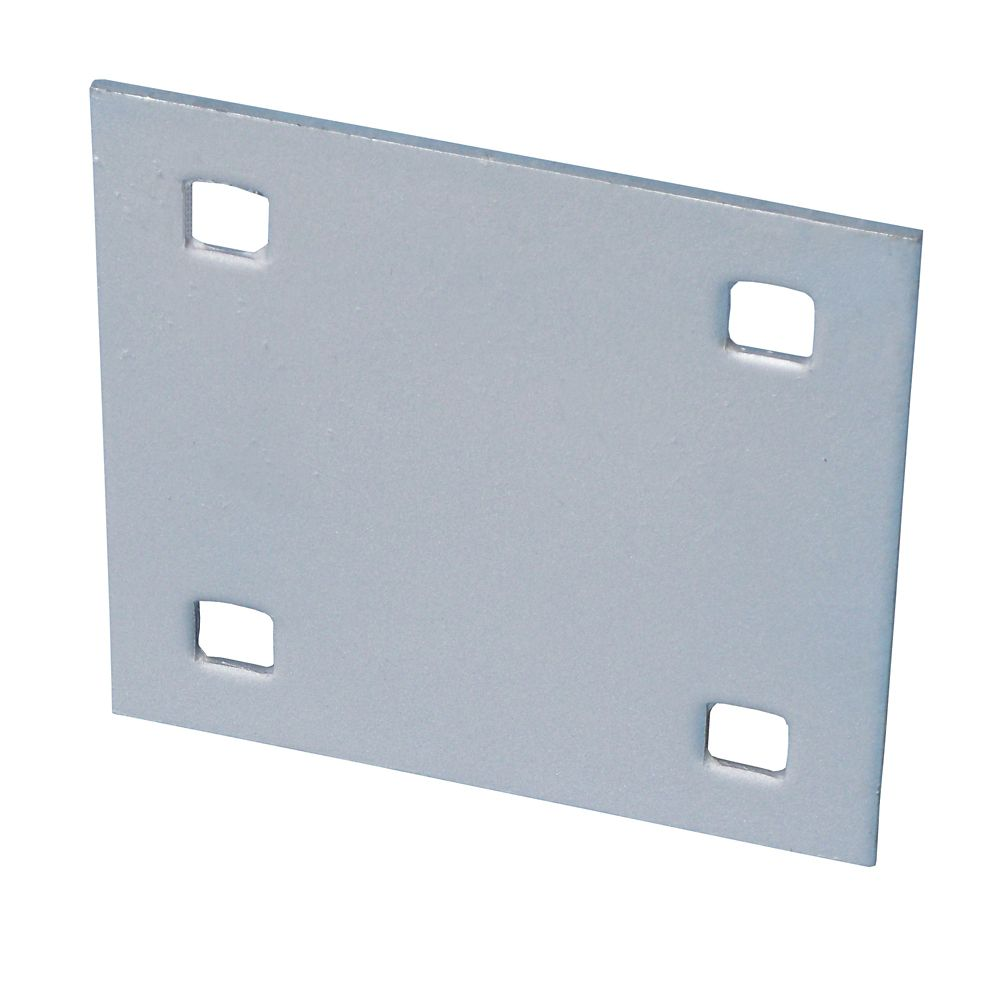 Dock Hardware, Floating, Backer Plate