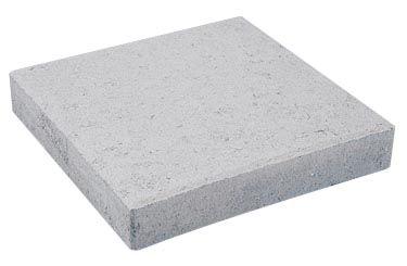 Decor Precast Natural Square Penny Paver - 12 Inch x 12 Inch