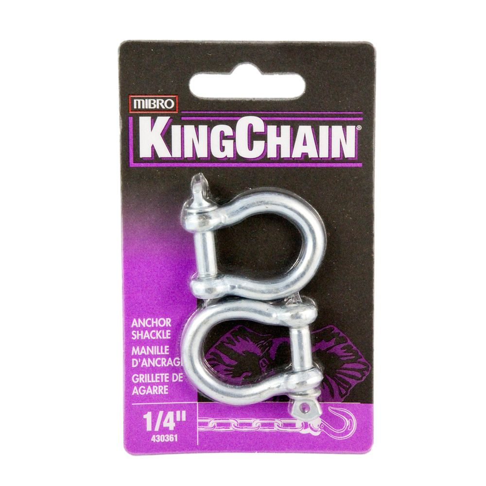 1/4 inches Anchor Shackle 2-Cd
