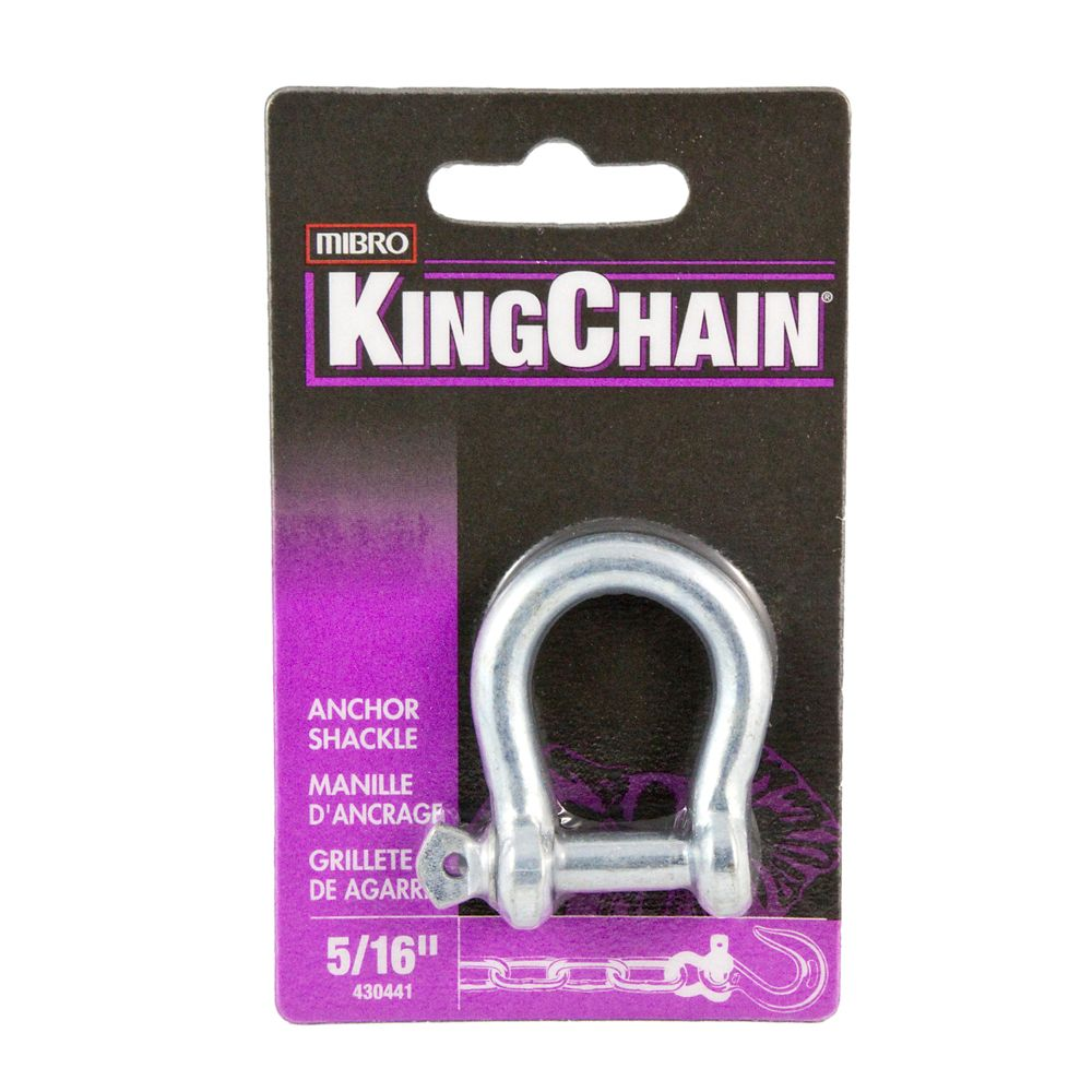 5/16 inches Anchor Shackle 1-Cd