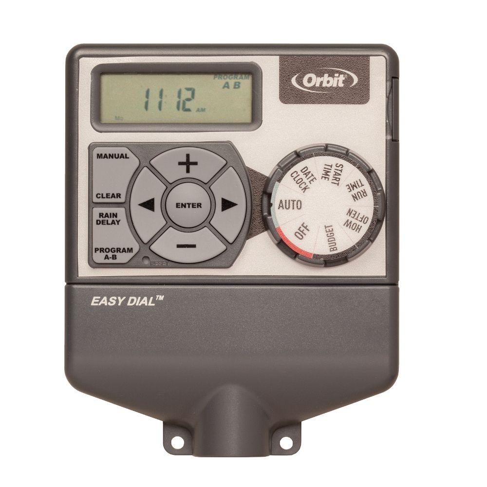 6 Station Easy Dial Timer