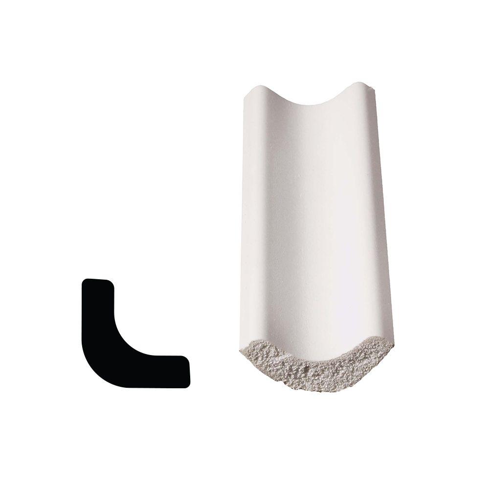 Gorge en PVC - 3/4 x 3/4