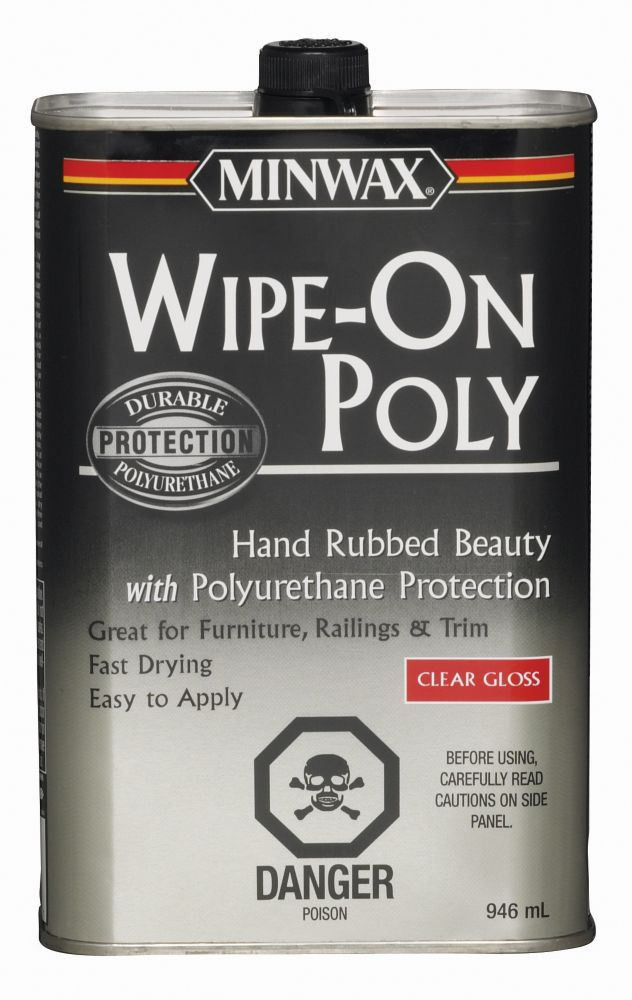 Wipe On Poly - Gloss