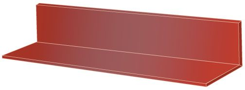 Linteaux d'acier pour maçonnerie - 91 Inches